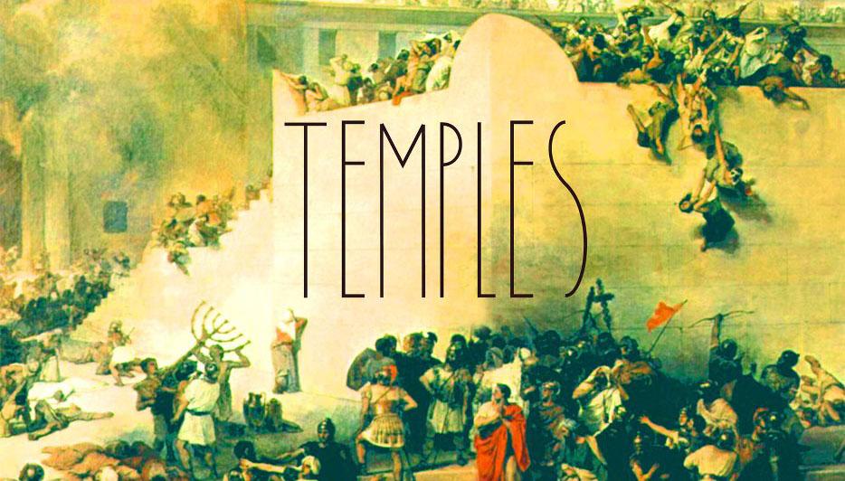 Temples, pop