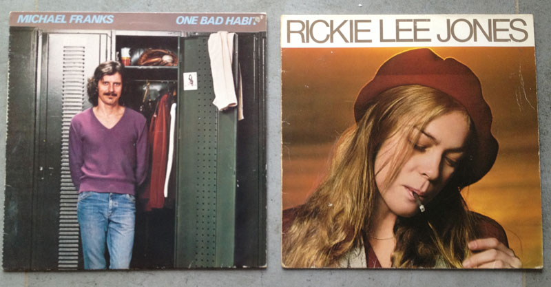 Michael Franks, Rickie lee Jones