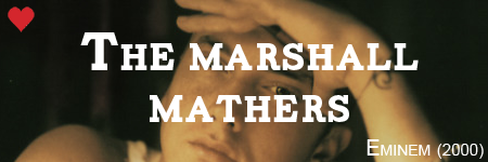 The Marshall Mathers, Eminem