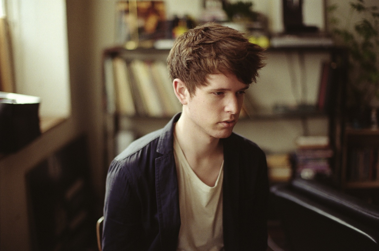 James Blake, top albums avril
