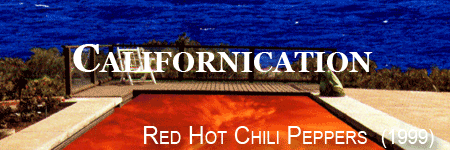 red hot chili peppers, califonrication