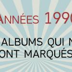 top albums 1990