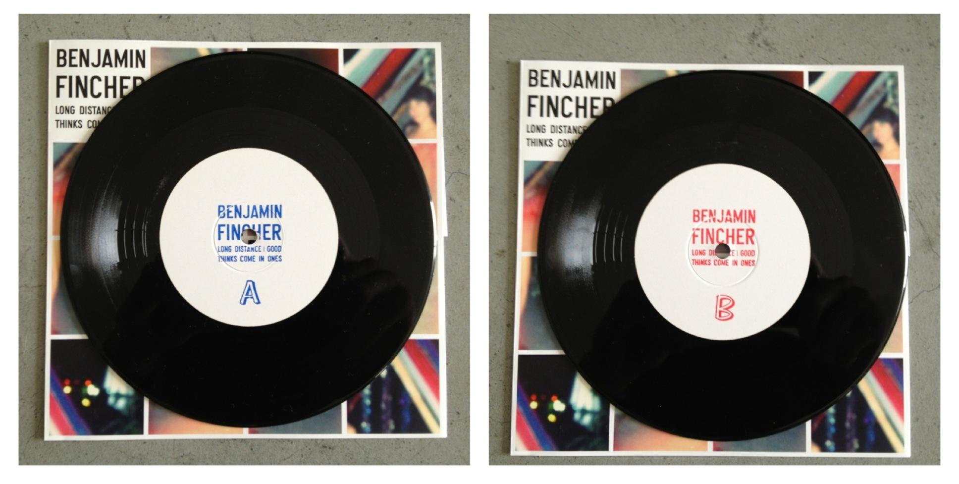 Vinyle Benjamin Fincher