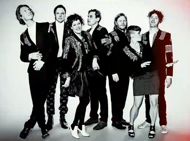 Arcade Fire, Afterlife