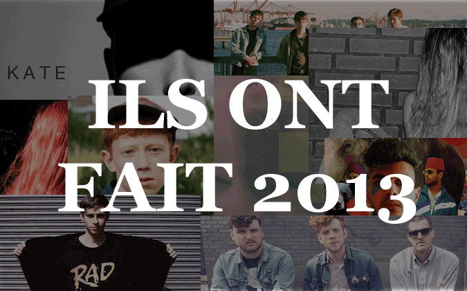 bilan, albums 2013